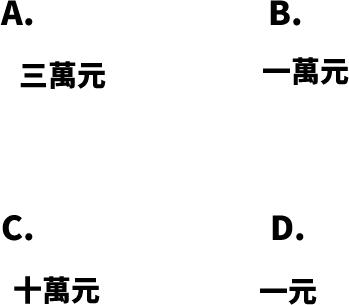 【試験】華語文能力測検進階級Level3聴解練習6