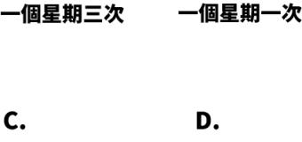 華語文能力測検進階級Level3聴解練習7