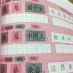 「大きな文字」でわかりやすい 書き込み式中国語BOOKを買った感想